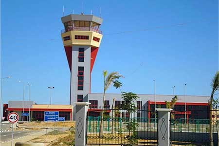 Cuito Airport
